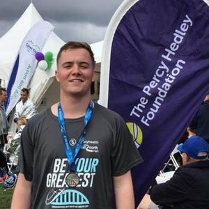Oli's London Marathon 2020 for Beam